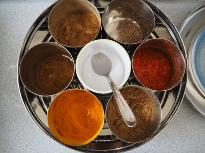 The essential spices